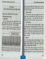 Ebook thực hành đọc điện tim (tái bản lần thứ nhất có bổ sung, sửa chữa)  phần 2