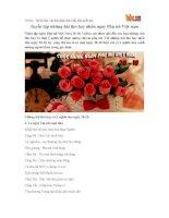 Tuyển tập những bài thơ hay nhân ngày Phụ nữ Việt Nam 20-10