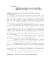 TÍNH TOÁN SUY HAO ĐƯỜNG TRUYỀN TRÊN TUYẾN THÔNG TIN vệ TINH của một TRẠM LES đặt tại TP hồ CHÍ MINH