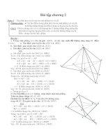 hướng dẫn giải chi tiết các bài tập đường thẳng và mặt phẳng trong không gian