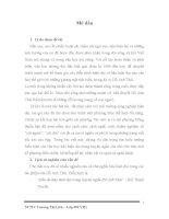ẢNH HƯỞNG của CHỦ NGHĨA hậu HIỆN đại TRONG 3 TIỂU THUYẾT TRONG SƯƠNG HỒNG HIỆN RA, cõi NGƯỜI RUNG CHUÔNG tận THẾ, mười lẻ một đêm của hồ ANH THÁI