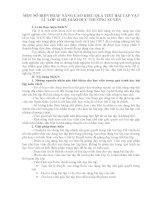 sáng kiến kinh nghiệm MỘT SỐ BIỆN PHÁP NÂNG CAO HIỆU QUẢ TIẾT BÀI TẬP VẬT LÍ  LỚP 12
