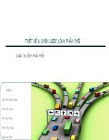 Thuyết trình môn quản trị  kênh phân phối cấu trúc kênh phân phối của viettel telecom