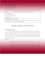 Tài liệu hướng dẫn giáo viên môn tin học lớp 6  phần 2