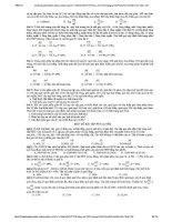 Bài tập gen  di truyen và quá trình tự nhân đôi ADN p2