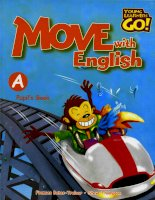 Young learners go  move with english a pupil book