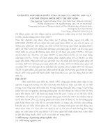 BCKH HNKHTT tran ngan ha  09 01 2014