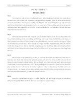 Bàithực hành số 1 Thiết kế ERD BK TPHCM