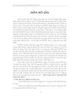 Báo cáo Hiện trạng môi trường tỉnh Hà Tĩnh 2005