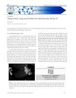 Mạng xã hội: công cụ mới dành cho nhà khoa học thế kỷ 21
