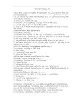 bài tập vật lý 7 chương 1