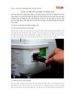 Cách vệ sinh nồi cơm điện tử đúng cách