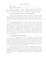 BÀI THU HOẠCH SAU học tập NGHỊ QUYẾT đại HHOOIJ ĐẢNG XII