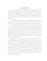 Luận văn Kiến thức, thái độ và thực hành rửa tay phòng bệnh của sinh viên Y6 hệ bác sĩ đa khoa trường đại học Y Hà Nội