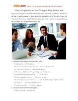 Tiếng Anh giao tiếp cơ bản: Những từ dùng để thảo luận