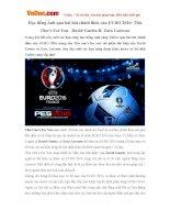 Học tiếng Anh qua bài hát chính thức của EURO 2016: This One's For You - David Guetta ft. Zara Larsson