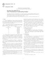Tiêu chuẩn ASTM D217