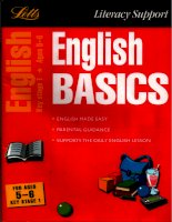english basics for ages 5 6 key stage 1