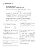 Tiêu chuẩn ASTM D198
