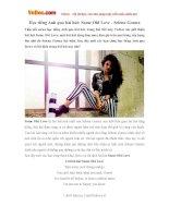 Học tiếng Anh qua bài hát: Same Old Love - Selena Gomez