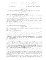 Quyết định 1932/QĐ-BYT năm 2016 hướng dẫn tẩy giun đường ruột tại cộng đồng