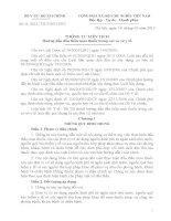 Thông tư liên tịch số 01-2012/TTLT-BYT-BTC về hướng dẫn đấu thầu mua thuốc trong các cơ sở y tế