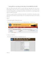 Hướng dẫn tra cứu thông tin bảo hiểm xã hội (BHXH) mới nhất