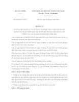Thông tư 68/2016/TT-BTC về quản lý và sử dụng kinh phí Đề án học tập cho công nhân lao động