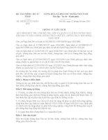 Thông tư liên tịch 158/2015/TTLT-BTC-BTP quy định mới mức thu lệ phí chứng thực