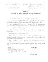 Thông tư số 17/2010/TT-BGTVT ban hành quy chuẩn kỹ thuật quốc gia về báo hiệu hàng hải