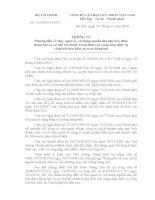 Thông tư số 119/2010/TT-BTC