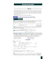 C 11 03 bai toan ve axit sunfuric