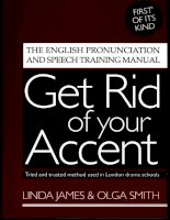 Sách luyện thi ielts_ Get rid of your accent