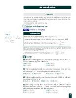 C 39 03 bai toan ve polime