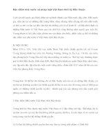 Đặc điểm nhà nước và pháp luật Việt Nam thời kỳ Bắc thuộc