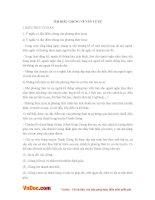 Soạn bài lớp 6: Tìm hiểu chung về văn tự sự