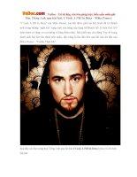 Học Tiếng Anh qua bài hát: I Took A Pill In Ibiza - Mike Posner