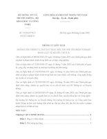 Thông tư liên tịch 14/2016/TTLT-BTTTT-BKHCN trình tự, thủ tục thay đổi, thu hồi tên miền vi phạm pháp luật về sở hữu trí tuệ