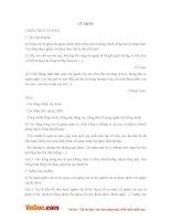 Soạn bài lớp 7: Từ ghép