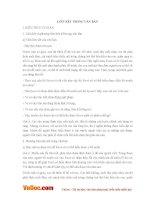Soạn bài lớp 7: Liên kết trong văn bản