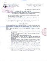 Nghị quyết Hội đồng Quản trị ngày 29-6-2011 - Công ty cổ phần Xuất nhập khẩu Thủy sản Cửu Long An Giang