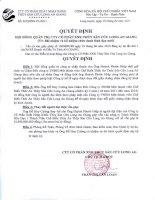 Nghị quyết Hội đồng Quản trị ngày 14-2-2011 - Công ty cổ phần Xuất nhập khẩu Thủy sản Cửu Long An Giang