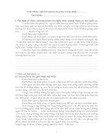 Kịch bản chương trình lễ khai giảng năm học mới