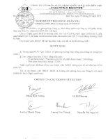 Nghị quyết Hội đồng Quản trị ngày 15-10-2011 - Công ty Cổ phần Xuất nhập khẩu Thủy sản Bến Tre