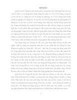 thực trạng năng lực lãnh đạo và sức chiến đấu của tổ chức đảng ở quận Hai Hà Trưng Hà Nội  tiểu luận chinh tri hoc nang cao