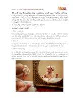50 cách siêu đơn giản giúp con thông minh ngay từ khi lọt lòng