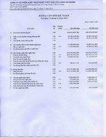 Báo cáo tài chính công ty mẹ quý 4 năm 2010 - Công ty cổ phần Xuất nhập khẩu Thủy sản Cửu Long An Giang