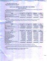 Báo cáo tài chính quý 2 năm 2014 - Công ty Cổ phần Cấp nước Chợ Lớn