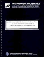 Báo cáo tài chính hợp nhất năm 2014 (đã kiểm toán) - Tổng Công ty Xây dựng Công trình Giao thông 1 - CTCP