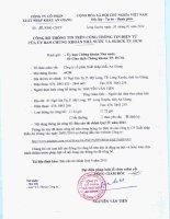 Báo cáo tài chính quý 4 năm 2013 - Công ty cổ phần Xuất nhập khẩu An Giang